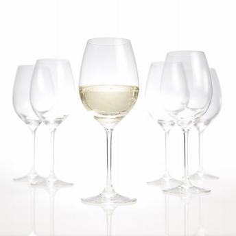 Cuvee wijnglas 47cl set/6 - Salt&Pepper