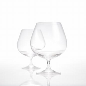 Cuvee cognacglas set/2 - Salt&Pepper
