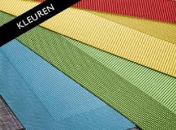 placemats color - ASA