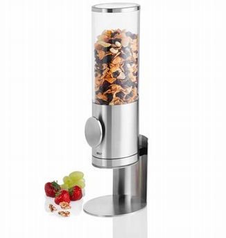 cereal dispenser inox - AdHoc