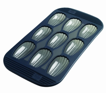 siliconen bakvorm 9 madeleines-Mastrad