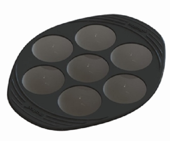 siliconen bakvorm 7 melocakes-Mastrad